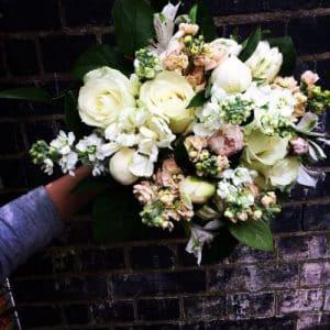 Hand-tied bouquets workshop