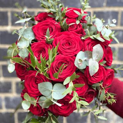Valentine Classic Red Roses 2